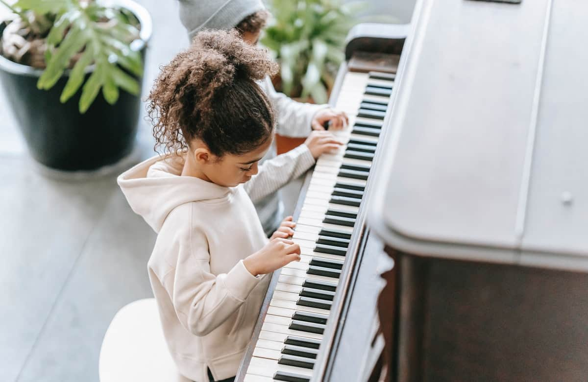 best pianos for kids