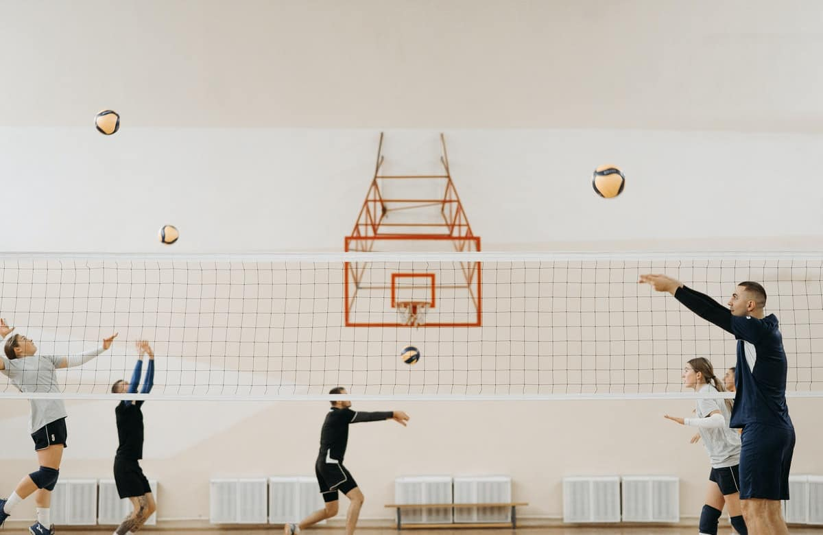 Best Online Volleyball Lessons